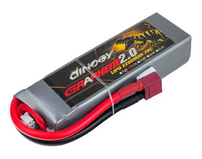 Аккумулятор Dinogy G2.0 Li-Pol 2200mAh 11,1V