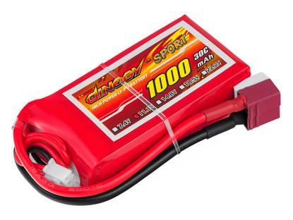 Аккумулятор Dinogy Li-Pol 1000mAh 11.1V