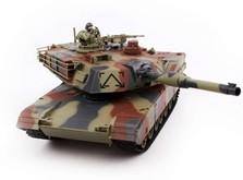 Танк на радиоуправлении M1A2 Abrams-фото 1