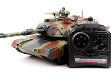Танк на радиоуправлении M1A2 Abrams-фото 2