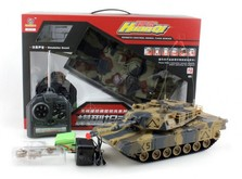 Танк на радиоуправлении M1A2 Abrams-фото 5