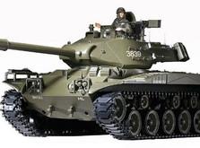 Радиоуправляемый танк 1:16 Heng Long Bulldog M41A3 с пневмопушкой-фото 1
