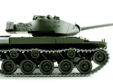 Радиоуправляемый танк 1:16 Heng Long Bulldog M41A3 с пневмопушкой-фото 2