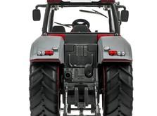 Трактор на радиоуправлении 1:28 Farm Tractor с прицепом-фото 5
