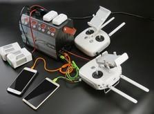 Зарядное устройство SkyRC 4P3 для DJI Phantom 3, 4-фото 2