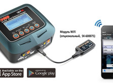 Зарядное устройство дуо SkyRC D100 (Оригинал)-фото 3