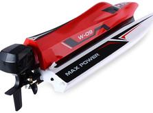 Катер на радиоуправлении WL Toys WL915 F1 High Speed Boat Brushless-фото 3
