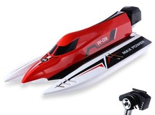 Катер на радиоуправлении WL Toys WL915 F1 High Speed Boat Brushless-фото 2