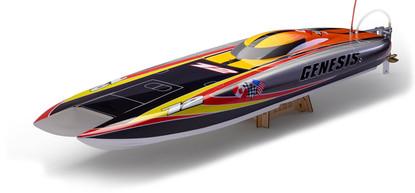 Катамаран TFL Genesis 940мм двухмоторный ARTR