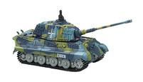 Радиоуправляемый танк-микро King Tiger со звуком в масштабе 1:72