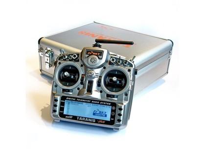 Аппаратура управления FrSky Taranis X9DP (в алюминиевом кейсе)