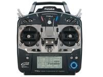 Радиоаппаратура для авиамоделей 10к Futaba 10J T-FHSS/S-FHSS с приемником R3008SB