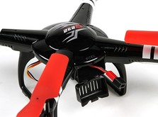 Радиоуправляемый квадрокоптер WL Toys Q222K Spaceship с барометром и камерой Wi-Fi-фото 3