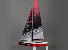Парусная яхта Pro Boat Ragazza 1M V2 RTR 2300 мм-фото 1