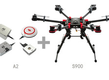 Квадрокоптер для расселения(внесения) трихограммы на базе DJI S 900-фото 6