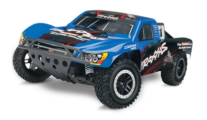 Автомобиль Traxxas Nitro Slash Short Course 1:10 RTR