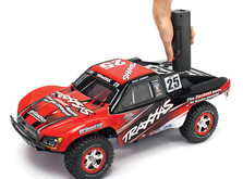 Автомобиль Traxxas Nitro Slash Short Course 1:10 RTR-фото 6
