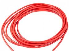 Провод силиконовый DYS 18 AWG (красный), 1 метр-фото 1