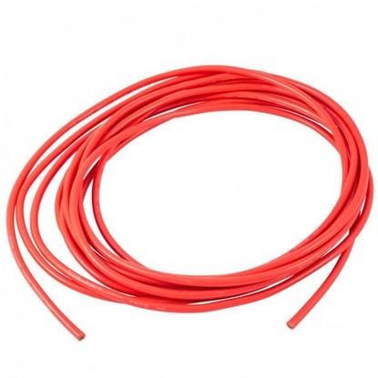Провод силиконовый DYS 22 AWG (красный), 1 метр