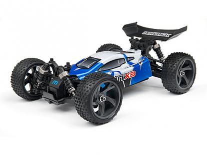 Автомобиль HPI Maverick iON XB Buggy 4WD 1:18 EP (Blue RTR Version)
