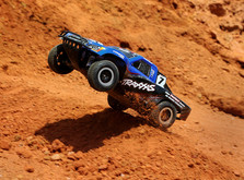 Автомобиль Traxxas Slash 4x4 Ultimate PRO Short Course 1:10 RTR 4WD TSM OBA WiFi-фото 6