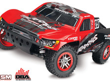 Автомобиль Traxxas Slash 4x4 Ultimate PRO Short Course 1:10 RTR 4WD TSM OBA WiFi-фото 3