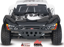 Автомобиль Traxxas Slash 4x4 Ultimate PRO Short Course 1:10 RTR 4WD TSM OBA WiFi-фото 1