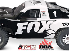 Автомобиль Traxxas Slash 4x4 Ultimate PRO Short Course 1:10 RTR 4WD TSM OBA WiFi-фото 2