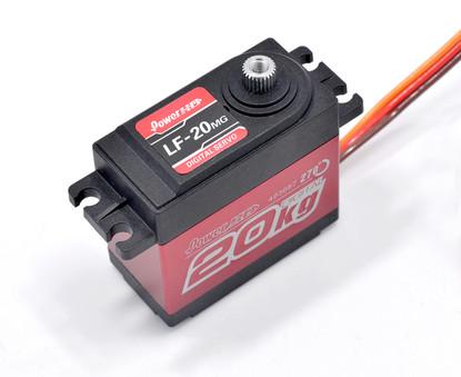 Сервопривод стандарт 60г Power HD LF-20MG 270° 20кг/0.16сек цифровой
