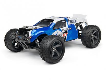 Автомобиль HPI Maverick iON XT Truggy 4WD 1:18 EP (Blue RTR Version)