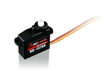 Сервопривод микро 3.7г Power HD 1370A 0.4кг/0.12сек