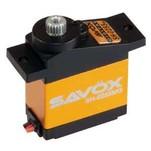 Сервопривод цифровой Savox 3,1-3,9 кг/см 4,8-6 В 0,16-0,13 сек/60° 16 г