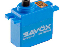 Сервопривод цифровой Savox 3,5-5 кг/см 4,8-6 В 0,14-0,11 сек/60° 25 г-фото 3