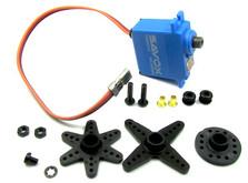 Сервопривод цифровой Savox 3,5-5 кг/см 4,8-6 В 0,14-0,11 сек/60° 25 г-фото 2