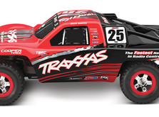 Автомобиль Traxxas Slash Short Course в масштабе 1:16 RTR-фото 5