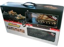 Танковый бой на радиоуправлении 1:36 HuanQi 529-фото 6