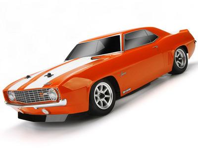 Автомобиль HPI Sprint 2 Sport 1969 Chevrolet Camaro 4WD 1:10 EP 2.4GHz (RTR Version)