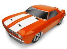 Автомобиль HPI Sprint 2 Sport 1969 Chevrolet Camaro 4WD 1:10 EP 2.4GHz (RTR Version)-фото 3