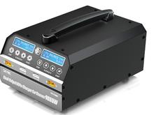 Зарядное устройство дуо SkyRC PC1080 20A/1080W с блоком питания, универсальное-фото 3