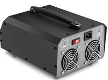 Зарядное устройство дуо SkyRC PC1080 20A/1080W с блоком питания, универсальное-фото 2