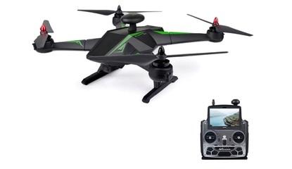 Квадрокоптер на радиоуправлении RC Leading 136FS с камерой Wi-Fi 720p и GPS