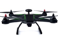 Квадрокоптер на радиоуправлении RC Leading 136FS с камерой Wi-Fi 720p и GPS-фото 1
