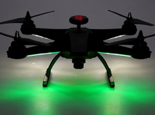 Квадрокоптер на радиоуправлении RC Leading 136FS с камерой Wi-Fi 720p и GPS-фото 5
