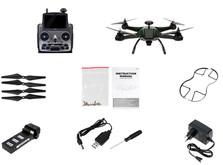 Квадрокоптер на радиоуправлении RC Leading 136FS с камерой Wi-Fi 720p и GPS-фото 6