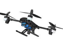 Квадрокоптер на радиоуправлении WL Toys Q323-E Racing Drone с камерой Wi-Fi 720P-фото 1