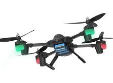 Квадрокоптер на радиоуправлении WL Toys Q323-E Racing Drone с камерой Wi-Fi 720P-фото 5