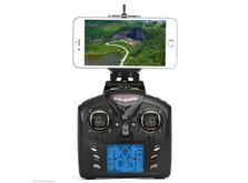 Квадрокоптер на радиоуправлении WL Toys Q323-E Racing Drone с камерой Wi-Fi 720P-фото 9