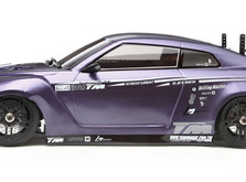 Шоссейная 1:10 Team Magic E4D MF Nissan GT-R R35 ARTR-фото 1