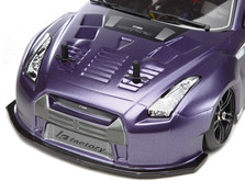 Шоссейная 1:10 Team Magic E4D MF Nissan GT-R R35 ARTR-фото 2