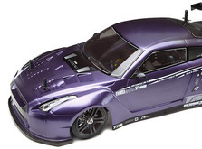 Шоссейная 1:10 Team Magic E4D MF Nissan GT-R R35 ARTR-фото 5